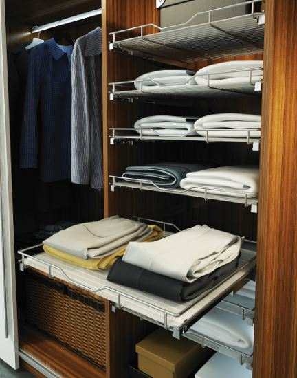 Buy Best Wardrobe Accessories - Products | Hettich India ...