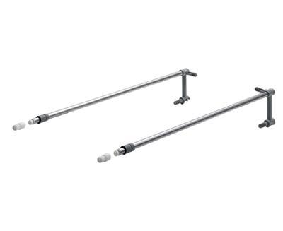 Double Railing Kit For Innotech Pot & Pan Drawer