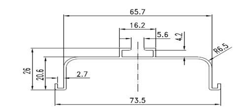 C-Type GOLA Profile