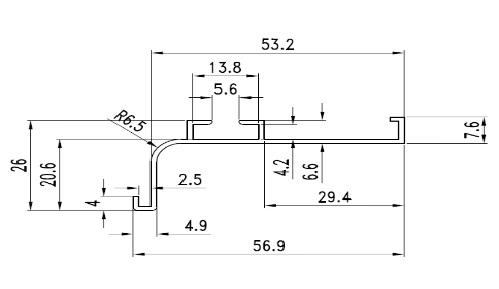 Gola Profile Aluminium Profiles Products Hettich