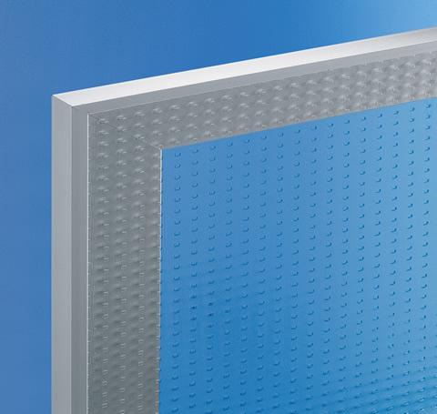 45 mm Straight Frame Profile