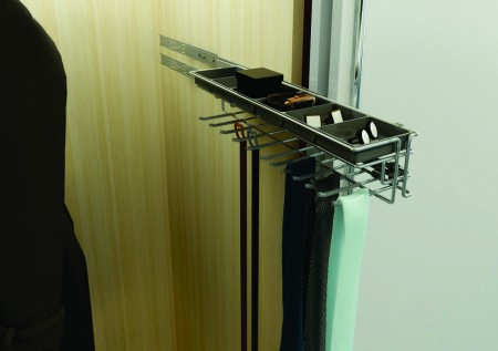 Easy to assemble wardrobe accessories