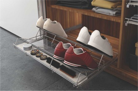Cargo Shoe Rack Horizontal 600 Mm Shoe Rack