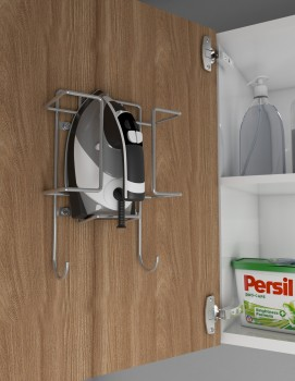 Hettich Iron/Iron Board Holder - 5 years replacement warranty against rusting