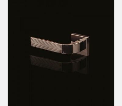 Hettich Prolock Luxury Collection Handle - Eidos Ninfa - Anthracite Polished Finish