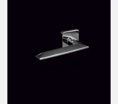 Hettich Prolock Luxury Collection Handle - Sharp - Satin Chrome Finish