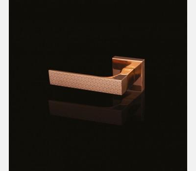 Hettich Prolock Luxury Collection Handle - Tuke Arrow - Red Copper Finish