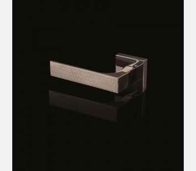 Hettich Prolock Luxury Collection Handle - Tuke Arrow - Anthracite Polished Finish