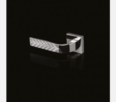Hettich Prolock Luxury Collection Handle - Eidos Ninfa - Polished Chrome Finish