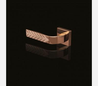 Hettich Prolock Luxury Collection Handle - Eidos Ninfa - Red Copper Finish