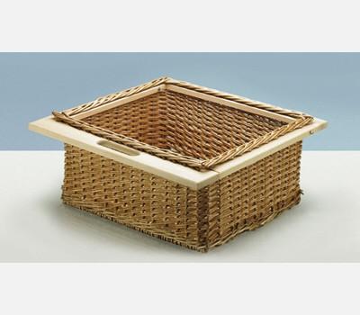 Wicker Basket Base Unit Kitchen Accessories Products