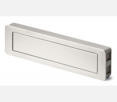 Tounch In Complete stainless Steel Rectangular BA179