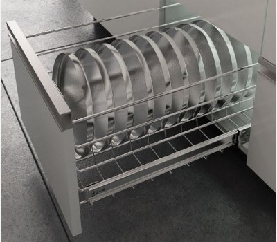 Thali Wire Basket (386X550X200)