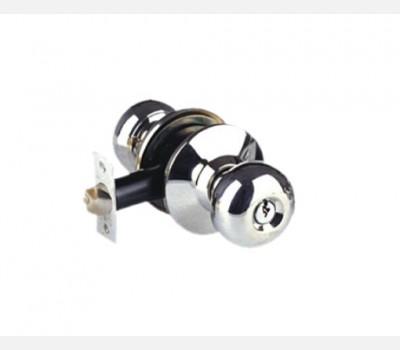 Hettich Stainless steel cylindrical knob HCK 02 for Washroom door