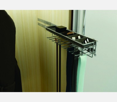 Cargo Tie & Belt pullout