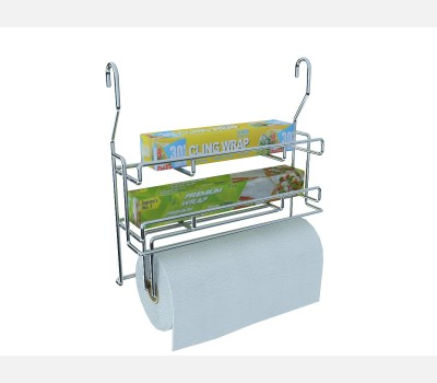 Hettich Cargo Midway Kitchen Roll Holder (Width 333 mm, Depth 100 mm, Height 325 mm)