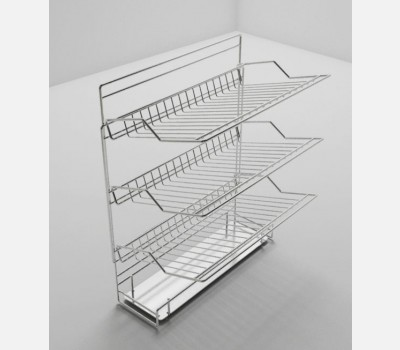 Pull Out Shoe Rack ( Vertical)