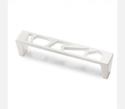 Hettich Modern White Cabinet Handle, 143 mm