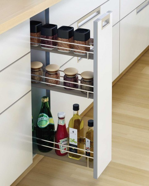 Hettich Spice Pull Out 150 Mm Spice Pull Out Base Unit